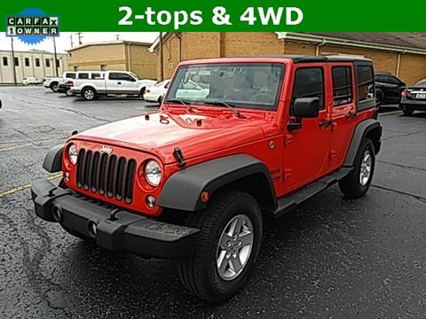 2018 Jeep Wrangler Unlimited for sale in Elizabethtown, KY