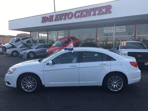 2012 Chrysler 200 for sale in Oxnard, CA