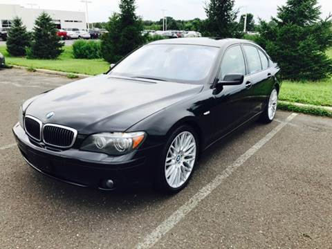 2008 BMW 7 Series for sale in Burlington, NJ
