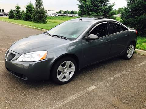 2008 Pontiac G6 for sale in Burlington, NJ