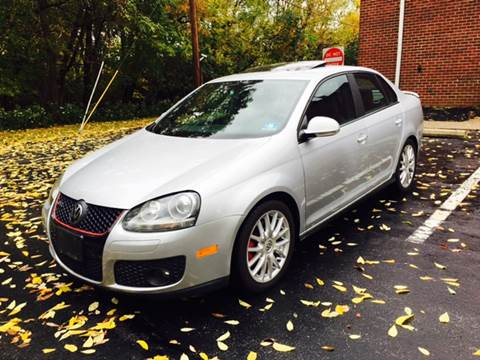 2007 Volkswagen Jetta for sale in Burlington, NJ