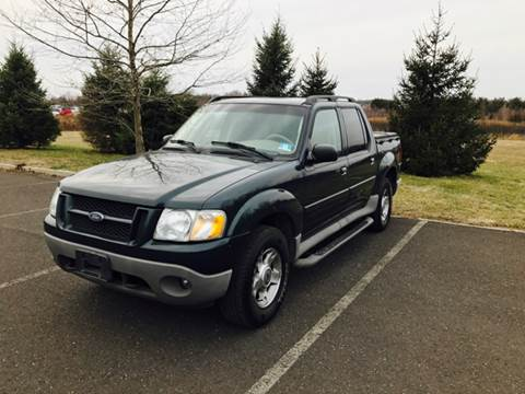 2003 Ford Explorer Sport Trac for sale in Burlington, NJ