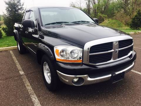 2006 Dodge Ram Pickup 1500 for sale in Burlington, NJ
