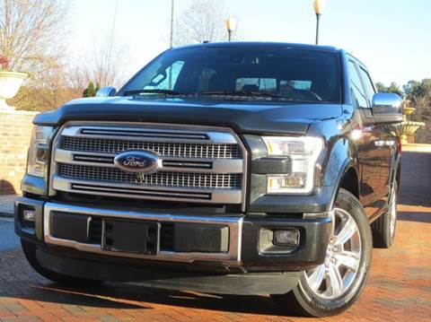 2015 Ford F-150 for sale in Fayetteville, GA
