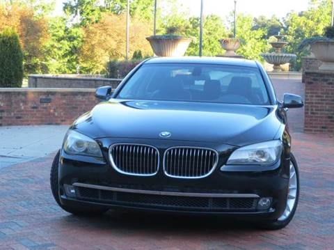 2011 BMW 7 Series for sale in Fayetteville, GA