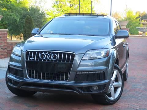 2014 Audi Q7 for sale in Fayetteville, GA
