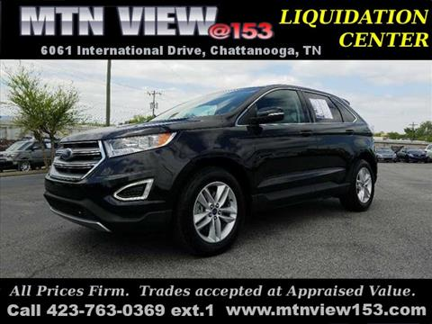 2015 Ford Edge for sale in Chattanooga, TN