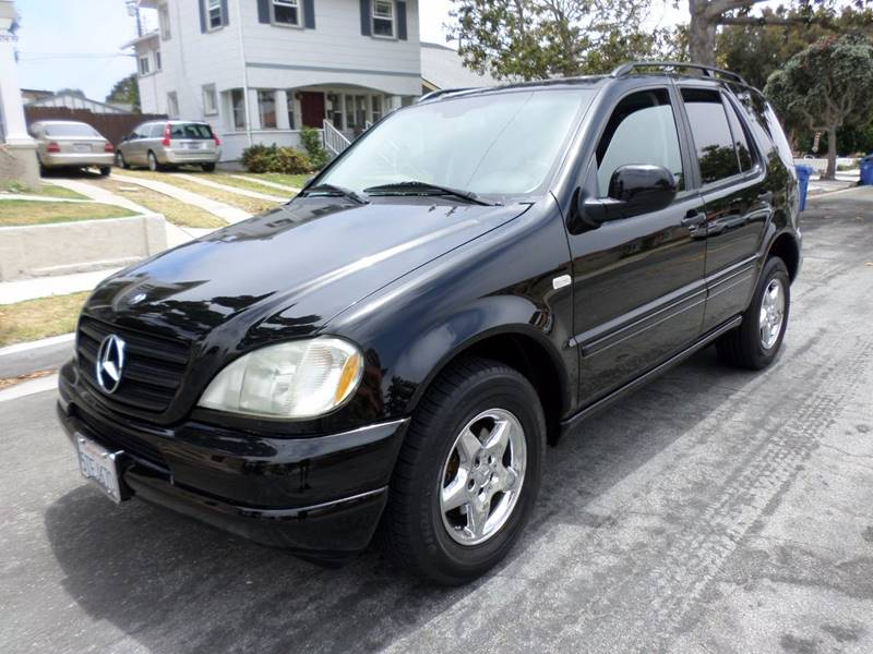 2001 Mercedes-Benz M-Class for sale at RonRoss Motors - Current Inventory in Redondo Beach CA
