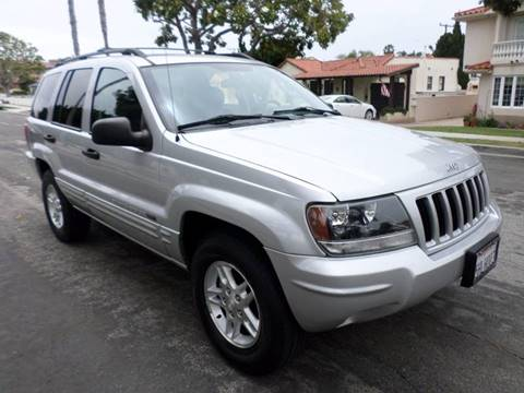 2004 Jeep Grand Cherokee for sale at RonRoss Motors - Current Inventory in Redondo Beach CA