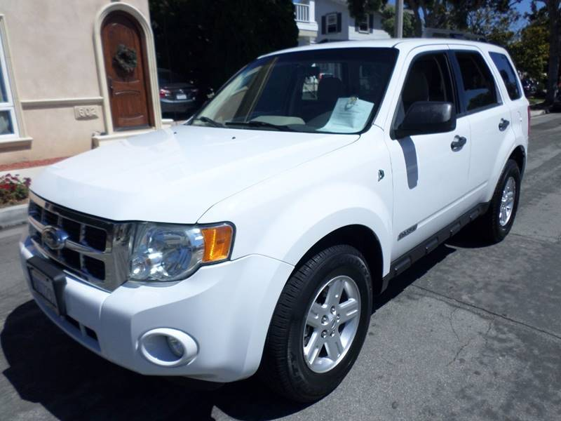 2008 Ford Escape Hybrid for sale at RonRoss Motors - Current Inventory in Redondo Beach CA