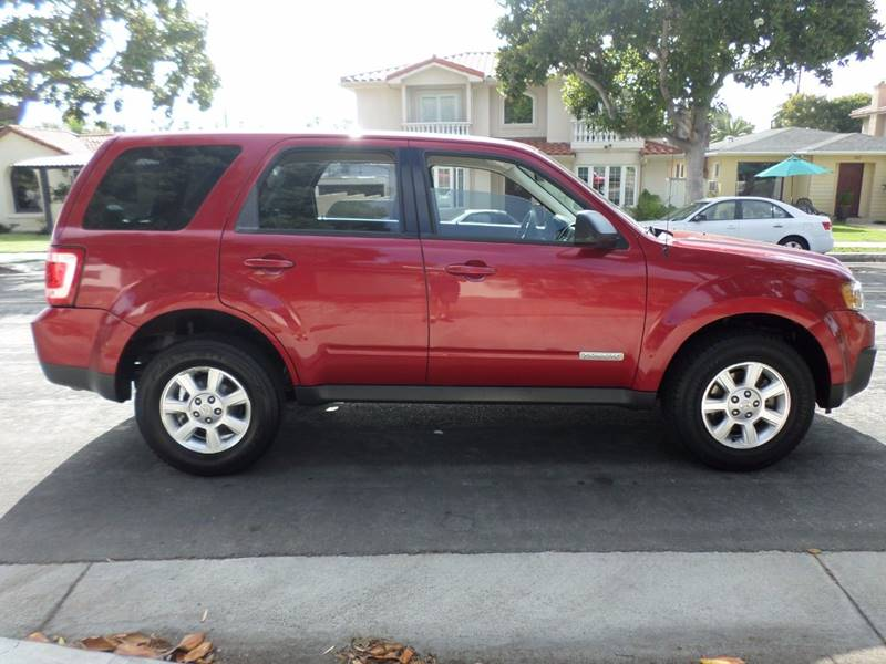 2008 Mazda Tribute for sale at RonRoss Motors - Current Inventory in Redondo Beach CA