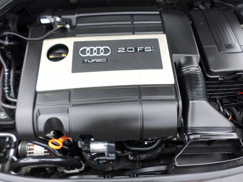 2007 Audi A3 for sale at RonRoss Motors - Current Inventory in Redondo Beach CA