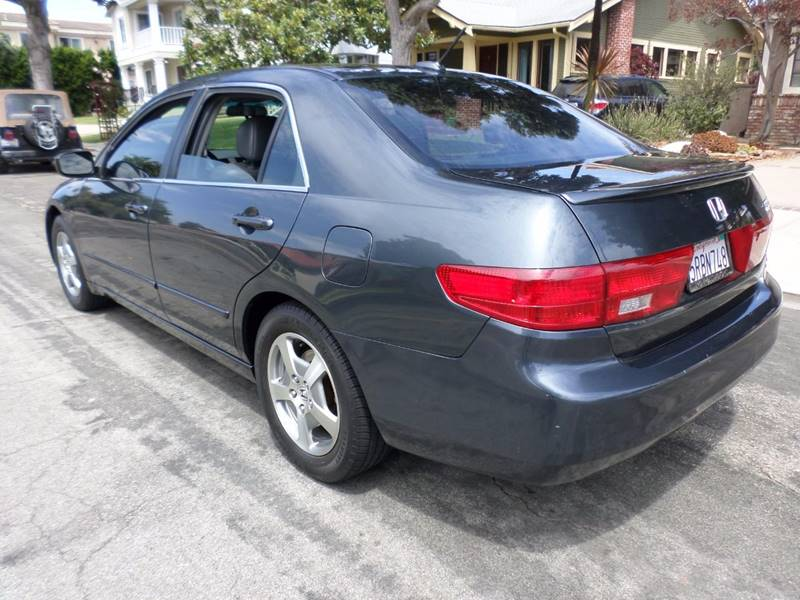 2005 Honda Accord for sale at RonRoss Motors - Current Inventory in Redondo Beach CA