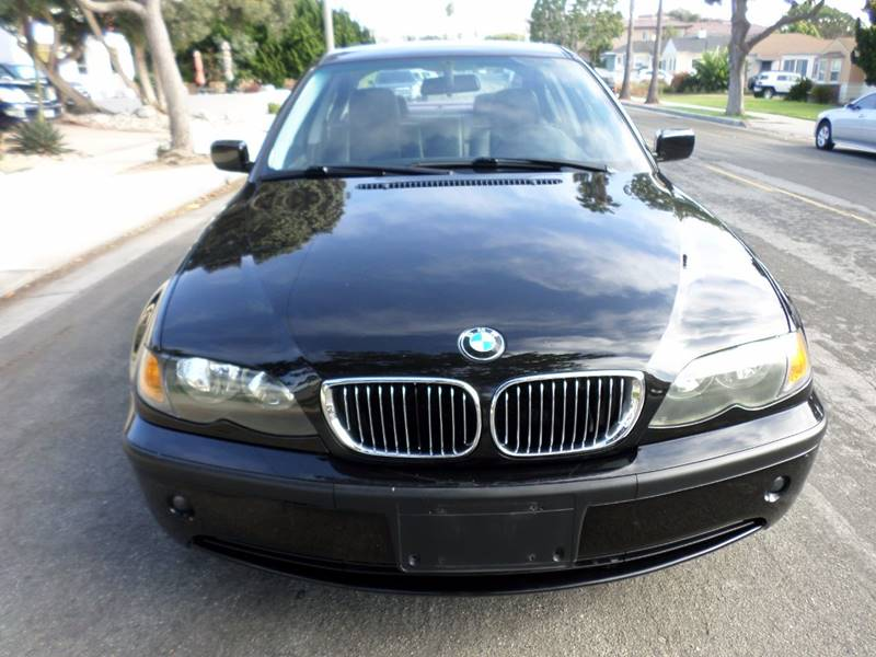 2002 BMW 3 Series for sale at RonRoss Motors - Current Inventory in Redondo Beach CA