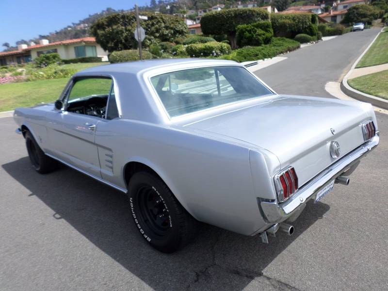 1966 Ford Mustang for sale at RonRoss Motors - Current Inventory in Redondo Beach CA