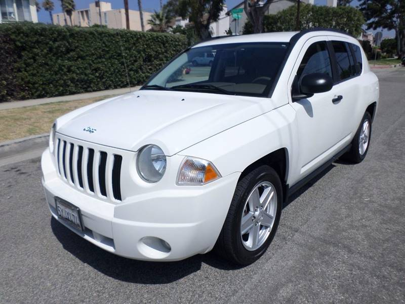2007 Jeep Compass for sale at RonRoss Motors - Current Inventory in Redondo Beach CA