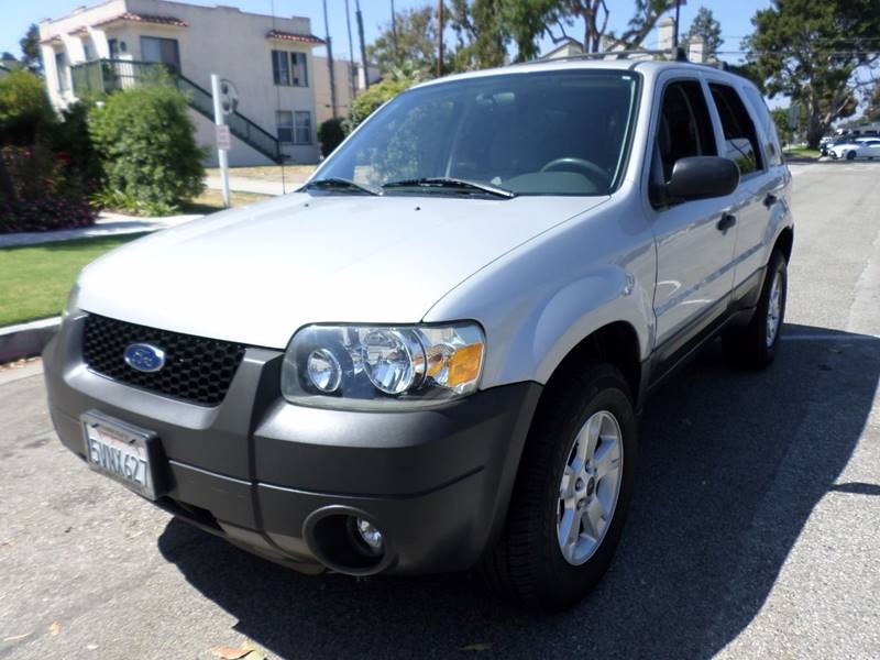 2006 Ford Escape for sale at RonRoss Motors - Current Inventory in Redondo Beach CA