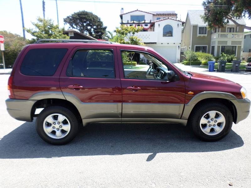 2003 Mazda Tribute for sale at RonRoss Motors - Current Inventory in Redondo Beach CA