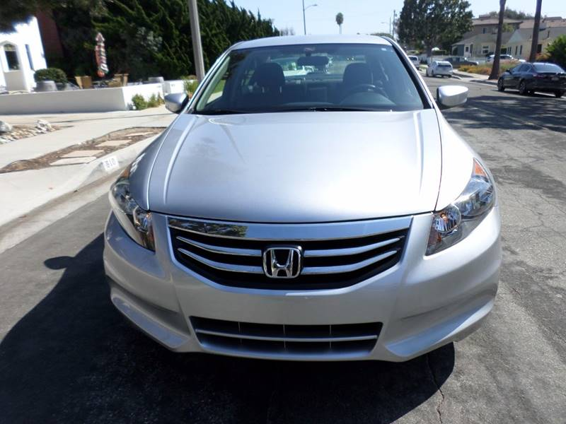 2012 Honda Accord for sale at RonRoss Motors - Current Inventory in Redondo Beach CA