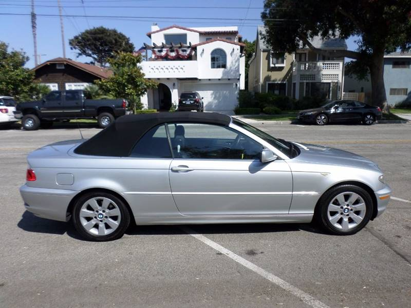 2005 BMW 3 Series for sale at RonRoss Motors - Current Inventory in Redondo Beach CA
