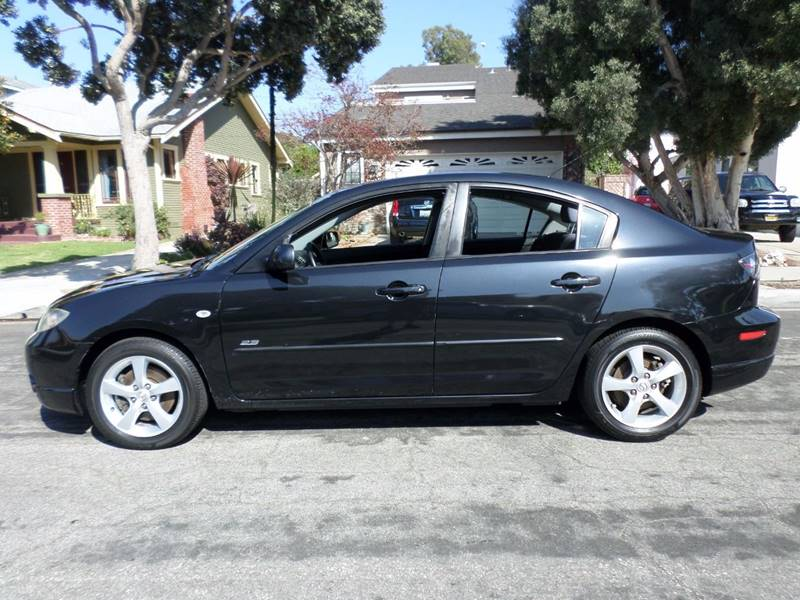 2006 Mazda MAZDA3 for sale at RonRoss Motors - Current Inventory in Redondo Beach CA