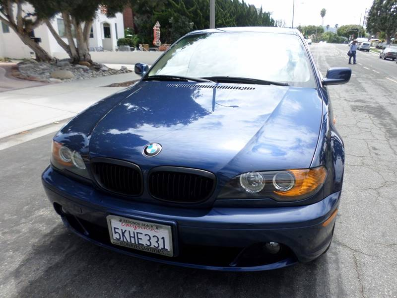 2004 BMW 3 Series for sale at RonRoss Motors - Current Inventory in Redondo Beach CA