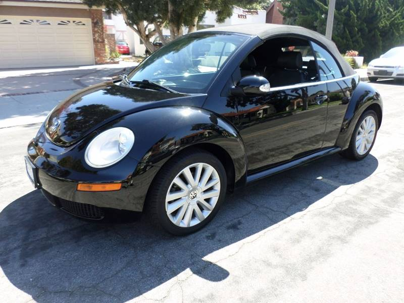 2008 Volkswagen New Beetle for sale at RonRoss Motors - Current Inventory in Redondo Beach CA