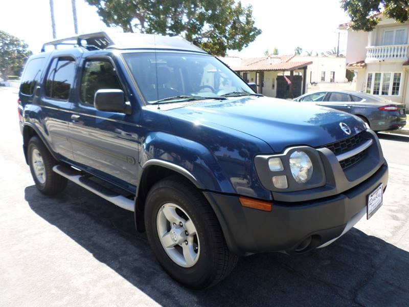 2004 Nissan Xterra for sale at RonRoss Motors - Current Inventory in Redondo Beach CA