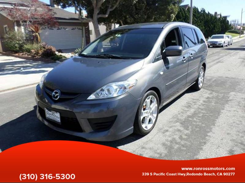 2009 Mazda MAZDA5 for sale at RonRoss Motors - Current Inventory in Redondo Beach CA
