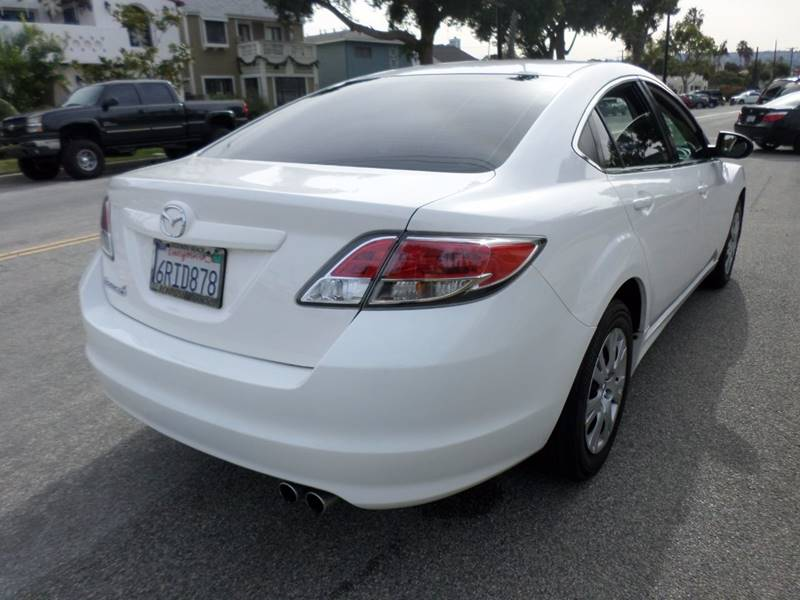 2010 Mazda MAZDA6 for sale at RonRoss Motors - Current Inventory in Redondo Beach CA