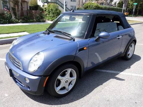 2005 MINI Cooper for sale at RonRoss Motors - Current Inventory in Redondo Beach CA