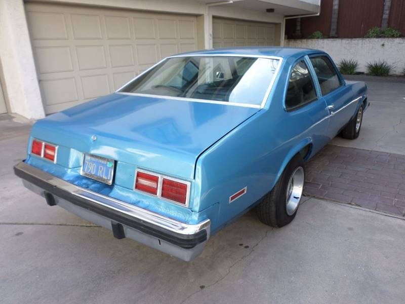 1976 Chevrolet Nova for sale at RonRoss Motors - Current Inventory in Redondo Beach CA