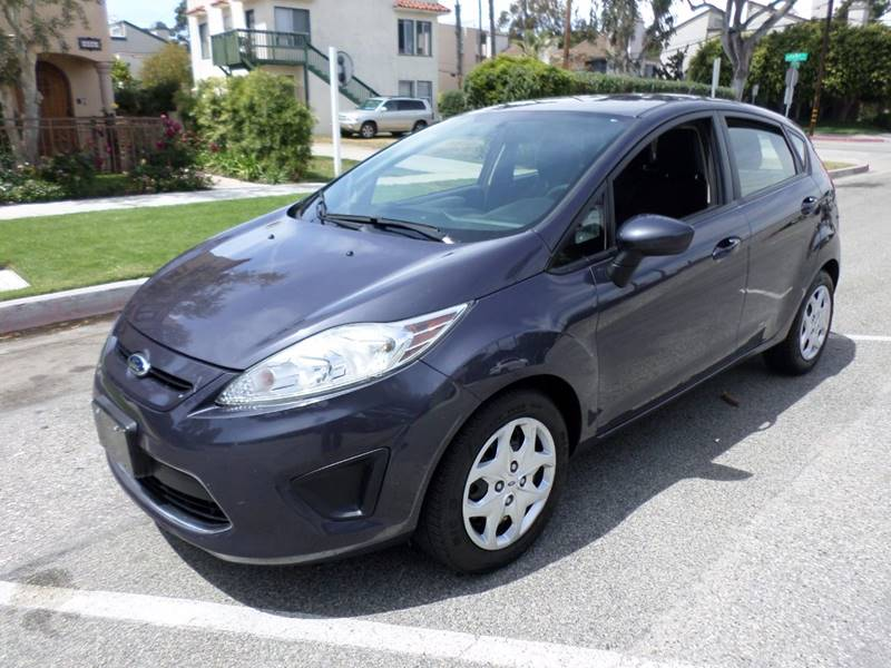 2012 Ford Fiesta for sale at RonRoss Motors - Current Inventory in Redondo Beach CA