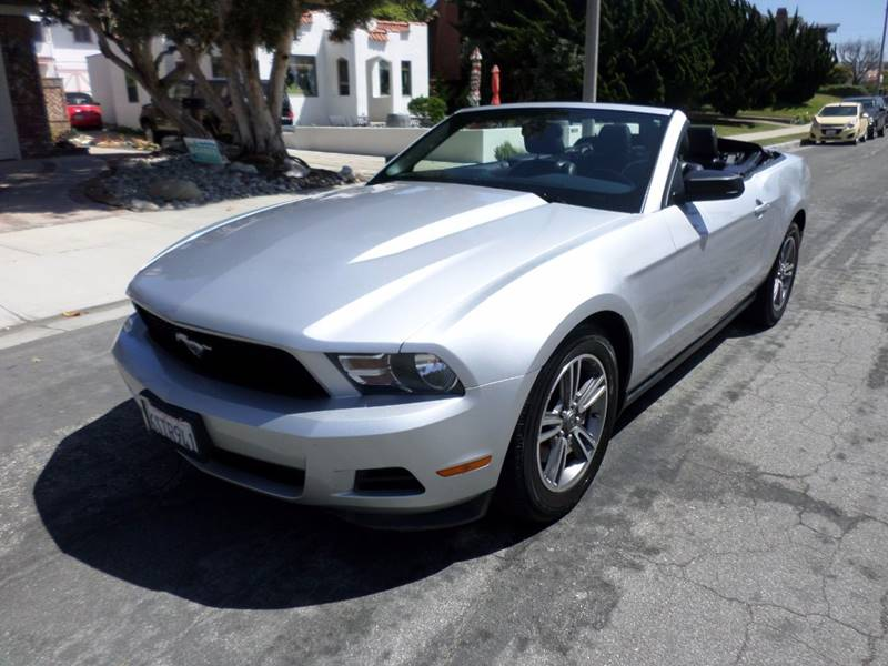 2012 Ford Mustang for sale at RonRoss Motors - Current Inventory in Redondo Beach CA