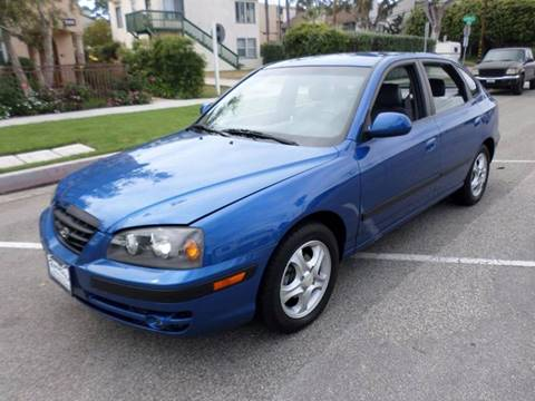 2005 Hyundai Elantra for sale at RonRoss Motors - Current Inventory in Redondo Beach CA