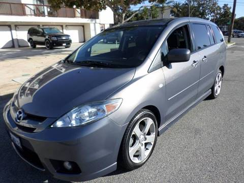 2007 Mazda MAZDA5 for sale at RonRoss Motors - Current Inventory in Redondo Beach CA