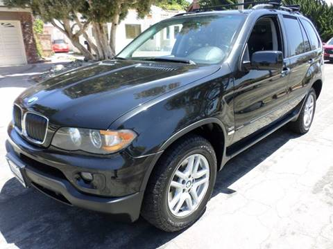 2006 BMW X5 for sale at RonRoss Motors - Current Inventory in Redondo Beach CA