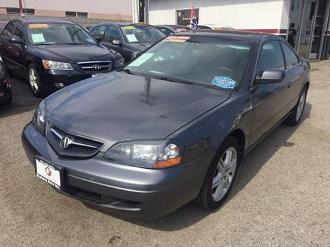 2003 Acura CL for sale at Venture Auto Inc in South Gate CA