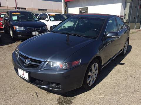 2004 Acura TSX for sale at Venture Auto Inc in South Gate CA