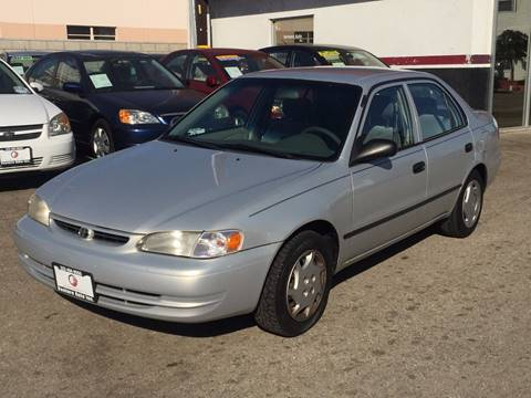 2000 Toyota Corolla for sale at Venture Auto Inc in South Gate CA