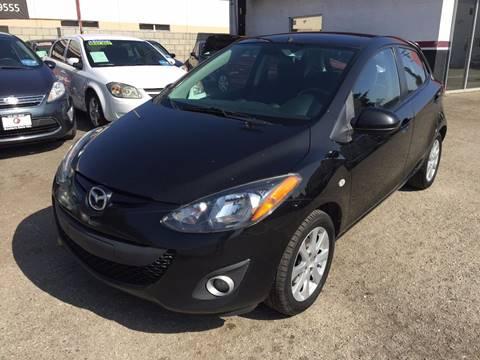 2011 Mazda MAZDA2 for sale at Venture Auto Inc in South Gate CA