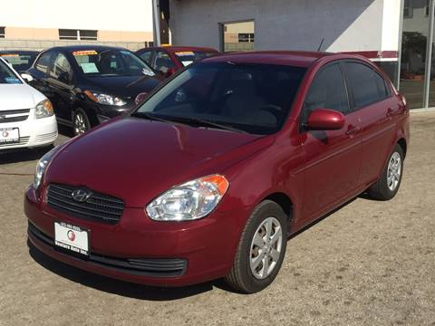 2011 Hyundai Accent for sale at Venture Auto Inc in South Gate CA