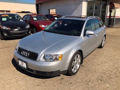 2003 Audi A4 for sale at Venture Auto Inc in South Gate CA