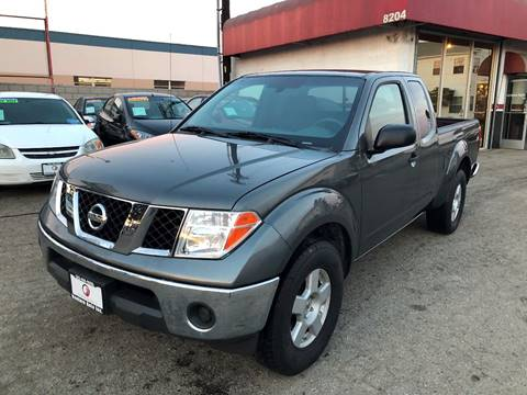 2005 Nissan Frontier for sale at Venture Auto Inc in South Gate CA