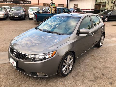 2012 Kia Forte5 for sale at Venture Auto Inc in South Gate CA