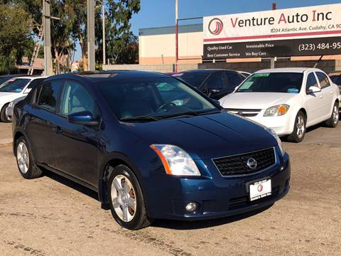 2008 Nissan Sentra for sale at Venture Auto Inc in South Gate CA