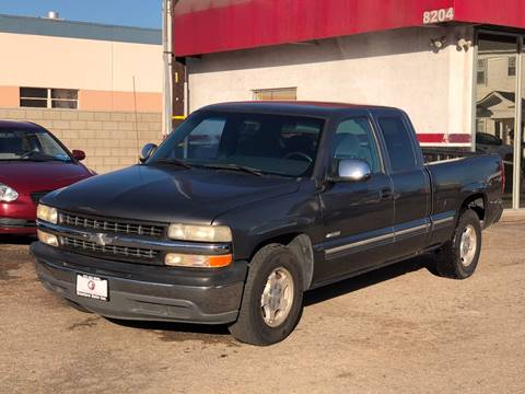 2001 Chevrolet Silverado 1500 for sale at Venture Auto Inc in South Gate CA