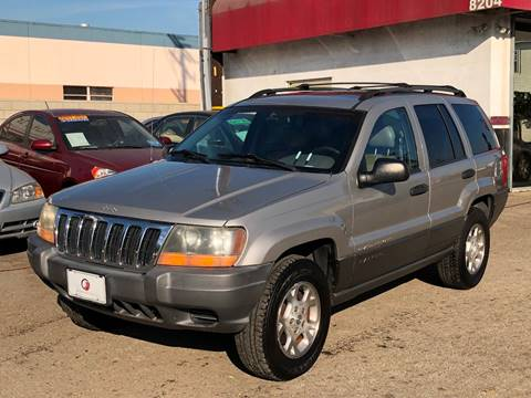 2001 Jeep Grand Cherokee for sale at Venture Auto Inc in South Gate CA