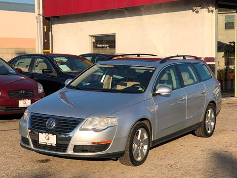 2008 Volkswagen Passat for sale at Venture Auto Inc in South Gate CA