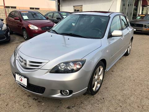 2004 Mazda MAZDA3 for sale at Venture Auto Inc in South Gate CA